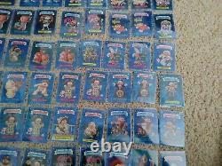 2020 Topps Garbage Pail Kids Sapphire Edition NO DUPES Lot Set 102 + two boxes
