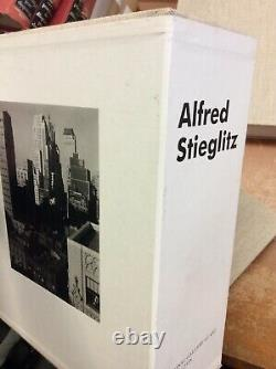 Alfred Stieglitz The Key Set Collection Of Photographs Two Volume Set Greenough