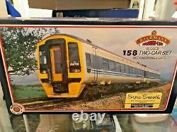 Bachmann Regional Railways Class 158 DMU Two Car Set 31-500A DCC Fitted