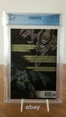 CGC 9.8 Complete Set 1 2 3 Batman Aliens Two II Joker 2003 DC Dark Horse WOW