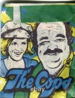 Cops Set Monty Gum (1976) Series 2 Two Vintage Card Box