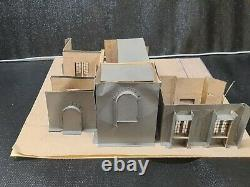 Dr Who The Two Doctors Original Studio Prop Set Model SUPPORTS NHS