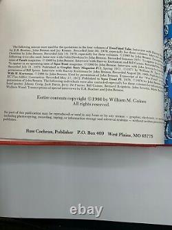 EC Comic Two-Fisted Tales Complete Vol. 1-4 1980 HC/Slipcase Russ Cochran