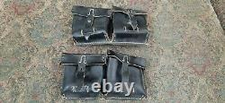 German WW2 Original G43 K43 Pouch- Set Of Two 1944 dated