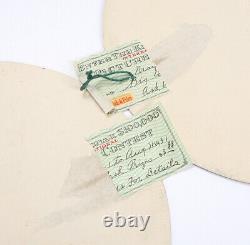 KODAK SET OF TWO CHRISTMAS WALL HANGING SIGNS/cks/201064
