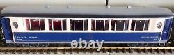 LGB 70685 Orient Express Train Set Pack Loco And Two Coaches G Scale