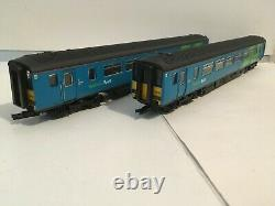 Lima 205036 Class 156 Northern Spirit two car set'00' Gauge boxed free post
