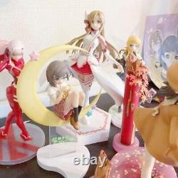Mixed Anime GIRLS FIGURE lot SET zero two Darling in the franxx, SAO, oreimo F8067