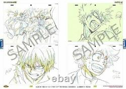 My Hero Academia THE MOVIE -Two Heroes- ANIMATION ART WORKS 2 book set F/S
