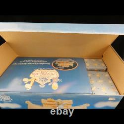NOAH'S ARK TWO BY TWO by Precious Moments 8 Piece Set NEW IN BOX Lights Up
