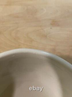 RAE DUNN 2014 Set of Two Crown Collection Tasting/Prep Bowls Extremely RARE