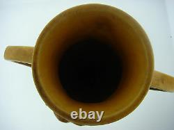 Roseville Pottery Two Vase Set USA 168-6'' Signed Great Gift Home Decor