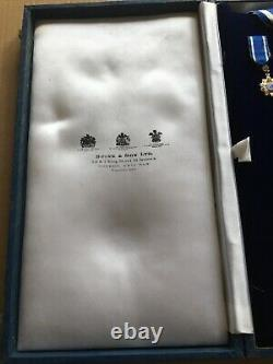 South Sudan Order of the Two Niles Complete Set Neck Badge Breast Star Medal
