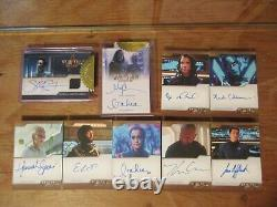 Star Trek Discovery Season Two Complete Tier 1 MASTER SET + ARCHIVE BOX -Ser 2