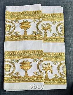 Versace pillow case, I Love Baroque Collection, Set Of Two. Classic Versace