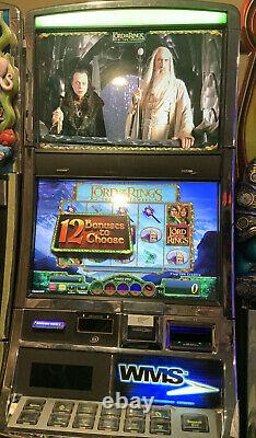 Wms Bb2 Software Set No Dongle Needed The Lord Of The Rings The Two Towers
