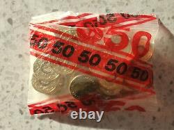 2016 Olympique $2 Two Dollar Pièce Full Sealed Bag Collection Set Rare