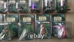 Arkham Horror Monster Collection Wave Two 2 Ensemble Complet Ffg Figures Miniatures
