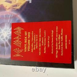 Def Leppard La Collection De Vinylevolume Two(180g Ensemble De Boîtes De Vinyle 10lp), Mercure