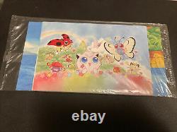 Deux Pokemon Wotc Collection Southern Islands Jeu De Cartes Postales De 6 Scellés X2