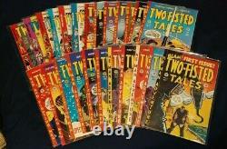 Deux Tâles Complétées #1-24 Mint (1992-97, Ec Gemstone, Rp) Kurtzman