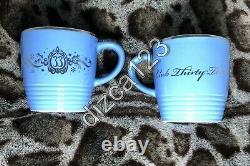 Disney Disneyland Club 33 Tom & Jerry Bowl Et Two Cups Set Flambant Neuf