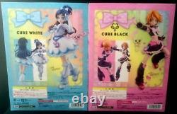 Futari Wa Pretty Cure Precure Cure Black & Cure White Deux Ensemble Avec Des Avantages