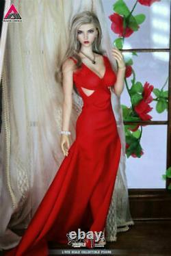 Jiaou Doll 1/6 Échelle Belle Ange Fille Figure D'action Avec Deux Vêtements Set Collectionner