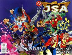 Jsa (1999) 1-87 Ensemble Complet/lot Justice Society Of America Earth Two 2 Robinson