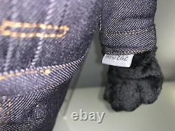 Kaws Dior Bff Peluche (ensemble De Deux) Pink & Black Limited Collectible Seulement 500 Made