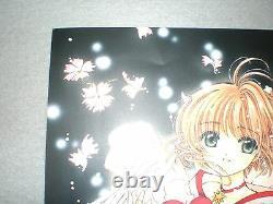 Livraison Gratuite Cardcaptor Sakura Film Mémorial Art Guide Livre /deux Ensembles De Livres