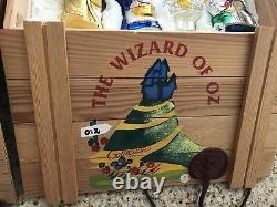 Magnifique Polonaise Nib Wizard Of Oz Deux Ensembles Jamais Affichés