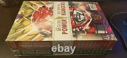 Mighty Morphin Power Rangers Année 1 & 2 Boom Studios Lcsd 2019 Hc Set Seeled