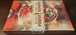 Mighty Morphin Power Rangers Year One, Two & Shattered Grid Boom Studios Hc Set