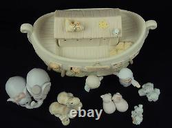 Precious Moments Night Light Noah's Ark Two-by-two Complete Set Withboxes Precious Moments Night Light Noah's Ark Two-by-two Complete Set Withboxes Precious Moments Night Light Noah's Ark Two-by-two Complete Set Withboxes Precious Moments