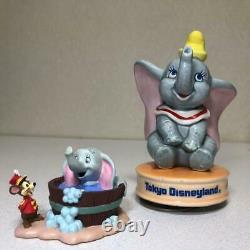 Rare Limimitted Dumbo Deux Chiffres Ensemble Officiel Tokyo Disney Resort Jp Utilisé Gc