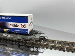 Roco 76198 Set Two Wagons Pocket Sdkmms Hupac' Hupac 50 Years' Ep. Vi.