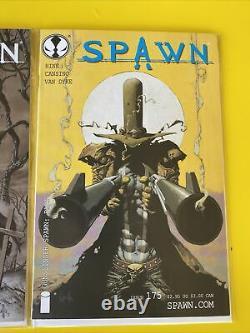 Spawn 174 175 1ère Apparition De Gunslinger Spawn Ensemble De Deux Rares